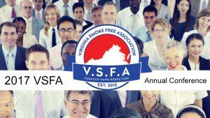 2017 VSFA Annual Conference