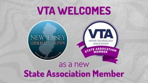 NEW JERSEY VAPOR RIGHTS COALITION JOINS VAPOR TECHNOLOGY ASSOCIATION!