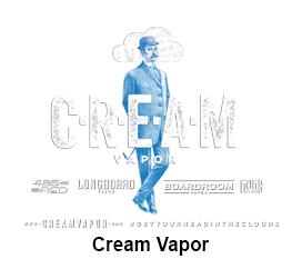 Cream Vapor Logo