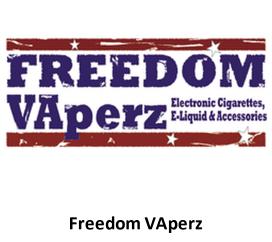 Freedom VAperz Logo