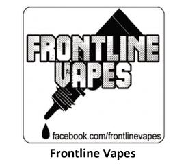 Frontline Vapes Logo