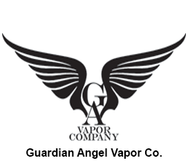 Guardian Angel Vapor Co. Logo