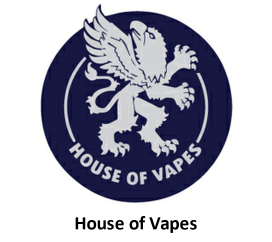 House of Vapes Logo