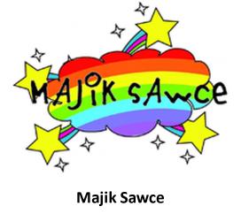 Majik Sawce Logo