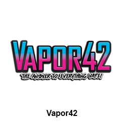Vapor42 Logo