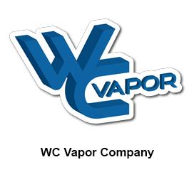 WC Vapor Company Logo