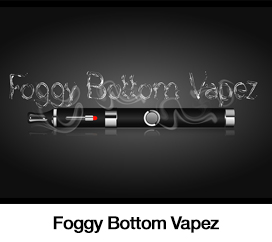 Foggy Bottom Vapez Logo
