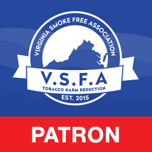 Virginia Smoke Free Patron Membership