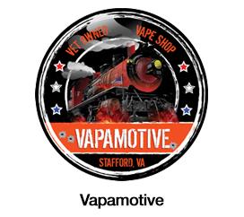 Vapamotive Logo